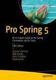 Pro Spring 5 (eBook, PDF)