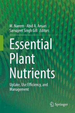Essential Plant Nutrients (eBook, PDF)