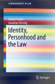 Identity, Personhood and the Law (eBook, PDF)
