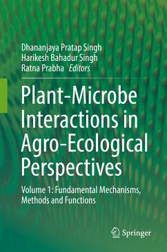 Plant-Microbe Interactions in Agro-Ecological Perspectives (eBook, PDF)