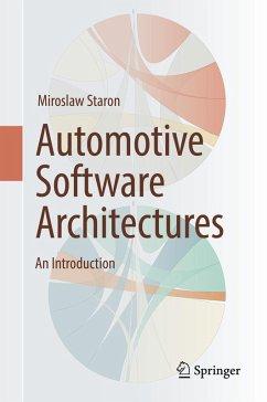 Automotive Software Architectures (eBook, PDF) - Staron, Miroslaw