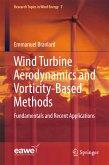 Wind Turbine Aerodynamics and Vorticity-Based Methods (eBook, PDF)