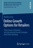 Online Growth Options for Retailers (eBook, PDF)