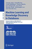 Machine Learning and Knowledge Discovery in Databases (eBook, PDF)