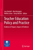 Teacher Education Policy and Practice (eBook, PDF)