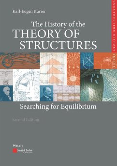 The History of the Theory of Structures (eBook, ePUB) - Kurrer, Karl-Eugen