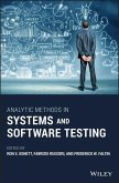 Analytic Methods in Systems and Software Testing (eBook, PDF)