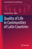 Quality of Life in Communities of Latin Countries (eBook, PDF)