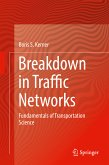 Breakdown in Traffic Networks (eBook, PDF)