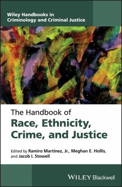 The Handbook of Race, Ethnicity, Crime, and Justice (eBook, ePUB)