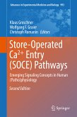 Store-Operated Ca²¿ Entry (SOCE) Pathways (eBook, PDF)