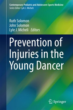 Prevention of Injuries in the Young Dancer (eBook, PDF)