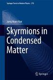 Skyrmions in Condensed Matter (eBook, PDF)