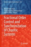 Fractional Order Control and Synchronization of Chaotic Systems (eBook, PDF)
