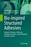 Bio-inspired Structured Adhesives (eBook, PDF)