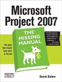 Microsoft Project 2007: The Missing Manual (eBook, PDF)