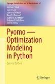 Pyomo - Optimization Modeling in Python (eBook, PDF)