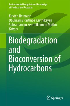 Biodegradation and Bioconversion of Hydrocarbons (eBook, PDF)