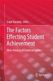 The Factors Effecting Student Achievement (eBook, PDF)