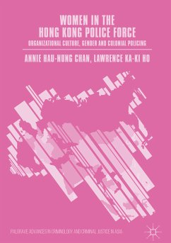 Women in the Hong Kong Police Force (eBook, PDF)
