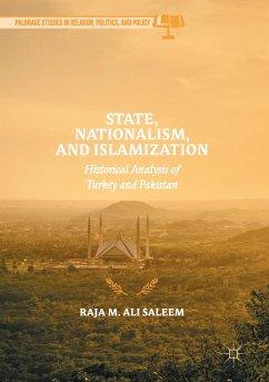 State, Nationalism, and Islamization (eBook, PDF) - Ali Saleem, Raja M.
