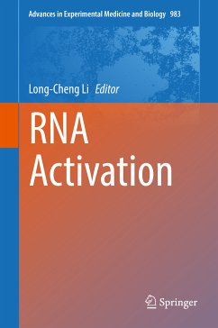 RNA Activation (eBook, PDF)