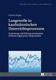 Langeweile in kaufmaennischen Unterrichtsprozessen (eBook, PDF)