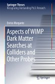Aspects of WIMP Dark Matter Searches at Colliders and Other Probes (eBook, PDF)