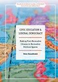 Civic Education and Liberal Democracy (eBook, PDF)