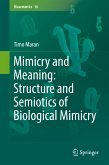 Mimicry and Meaning: Structure and Semiotics of Biological Mimicry (eBook, PDF)
