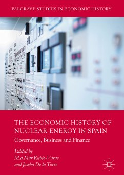 The Economic History of Nuclear Energy in Spain (eBook, PDF)