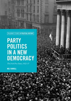 Party Politics in a New Democracy (eBook, PDF) - Farrell, Mel