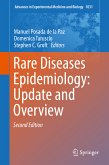 Rare Diseases Epidemiology: Update and Overview (eBook, PDF)
