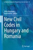 New Civil Codes in Hungary and Romania (eBook, PDF)