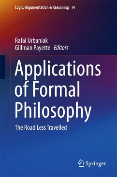 Applications of Formal Philosophy (eBook, PDF)