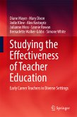 Studying the Effectiveness of Teacher Education (eBook, PDF)