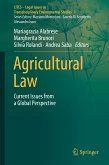 Agricultural Law (eBook, PDF)