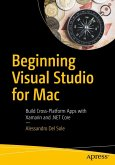Beginning Visual Studio for Mac (eBook, PDF)