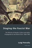 Staging the Fascist War (eBook, PDF)