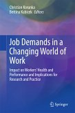Job Demands in a Changing World of Work (eBook, PDF)