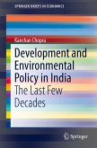 Development and Environmental Policy in India (eBook, PDF)