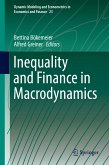 Inequality and Finance in Macrodynamics (eBook, PDF)