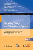 Modeling, Design and Simulation of Systems (eBook, PDF)