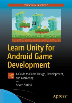 Learn Unity for Android Game Development (eBook, PDF) - Sinicki, Adam