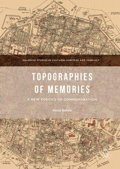 Topographies of Memories (eBook, PDF) - Bakshi, Anita