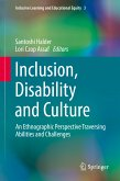 Inclusion, Disability and Culture (eBook, PDF)