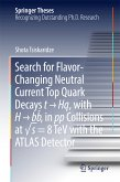 Search for Flavor-Changing Neutral Current Top Quark Decays t ¿ Hq, with H ¿ bb¯ , in pp Collisions at vs = 8 TeV with the ATLAS Detector (eBook, PDF)