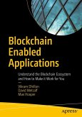 Blockchain Enabled Applications (eBook, PDF)