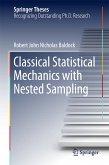 Classical Statistical Mechanics with Nested Sampling (eBook, PDF)