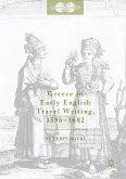 Greece in Early English Travel Writing, 1596-1682 (eBook, PDF)